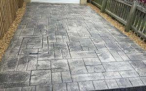 stamp design driveways