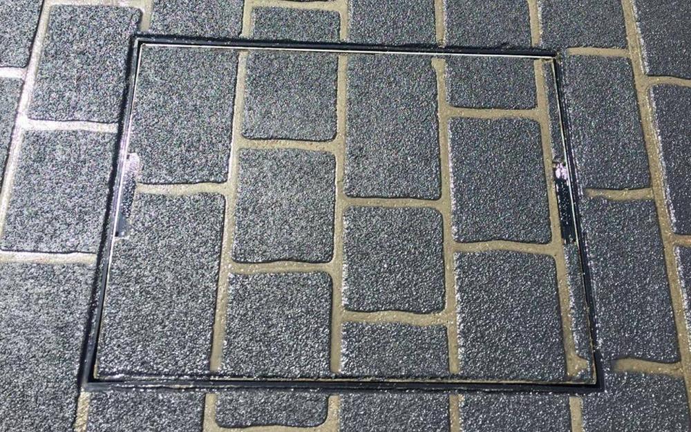 stencil concrete wirral