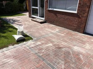 block paving wirral