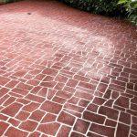 pattern concrete chester