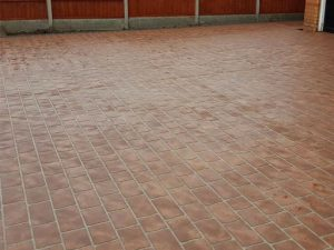 decorative concrete flintshire
