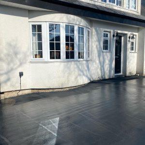concrete driveways caernarfon